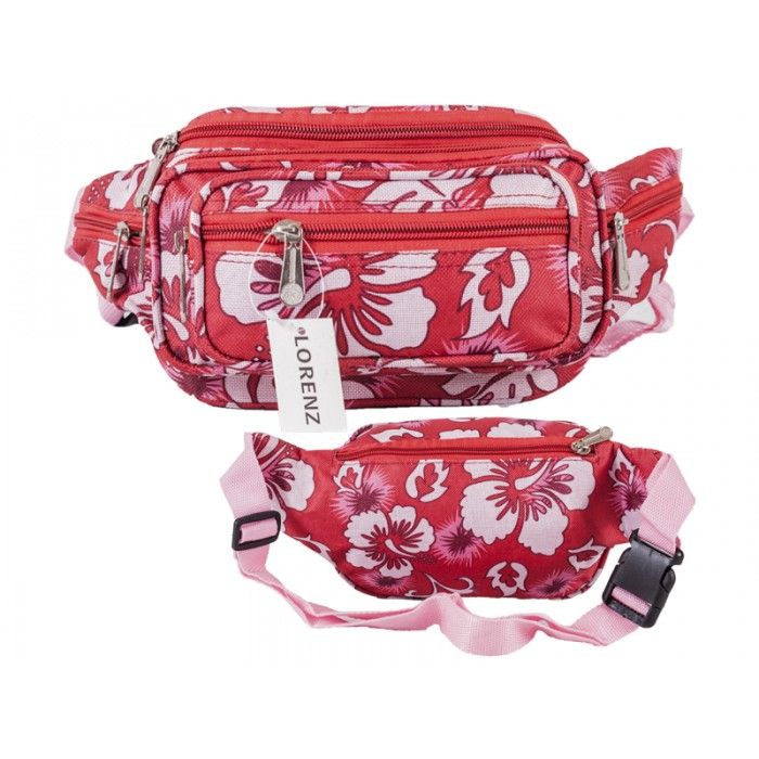 8056 RED FLORAL