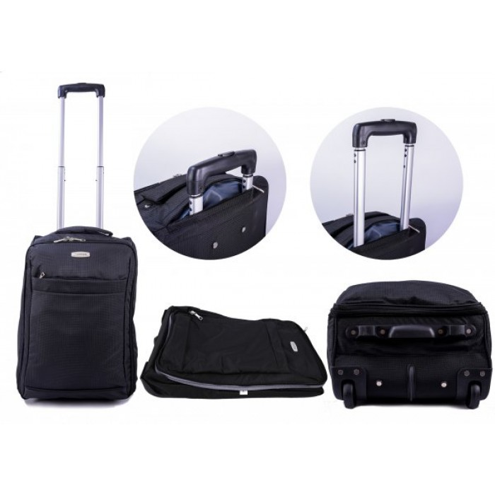 CABIN T-01 7 CITIES CABIN CASE BLK