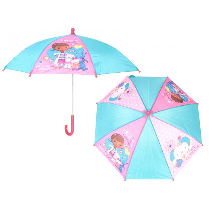 9433 DOC McSTUFFINS UMBRELLA