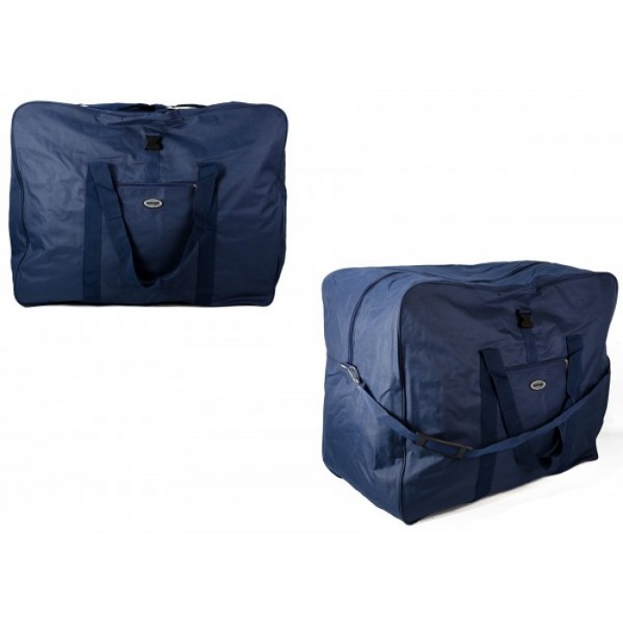 TB-16 NAVY LARGE HOLD-ALL W/ BUCKLE