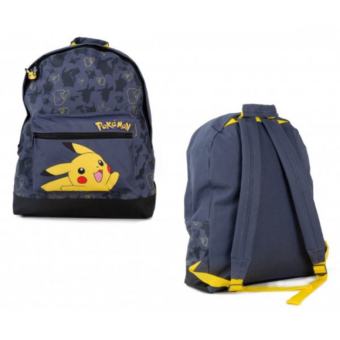 00404 POKEMON FOR THE WIN ROXY BACKPACK
