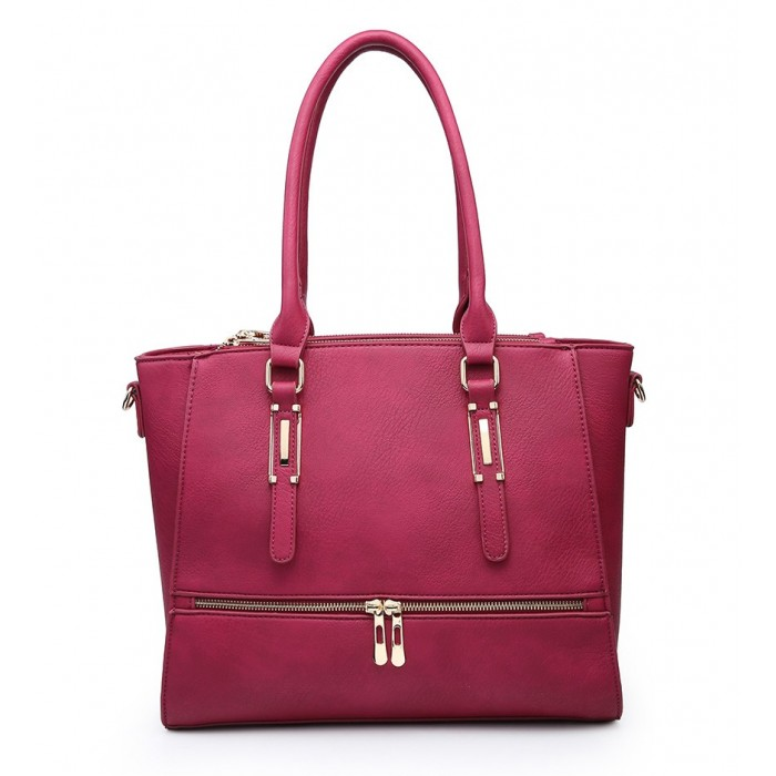 A36172 SHOULDER BAG -ROSE