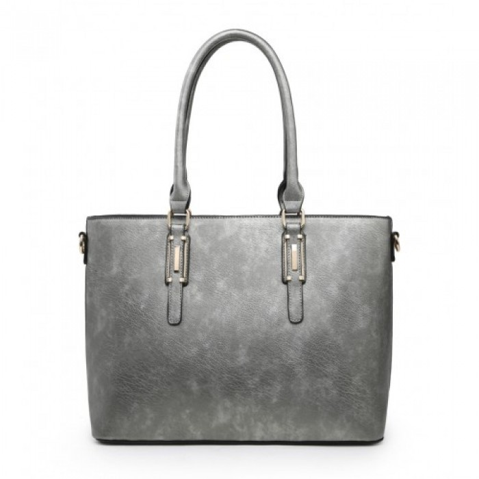 A36555 Shoulder Bag -Silver