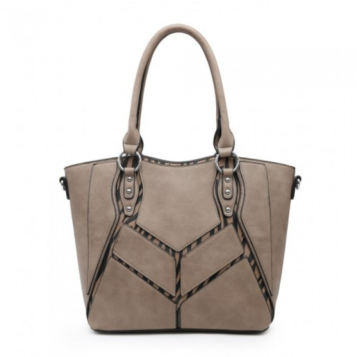 A36576 SHOULDER BAG -KHAKI