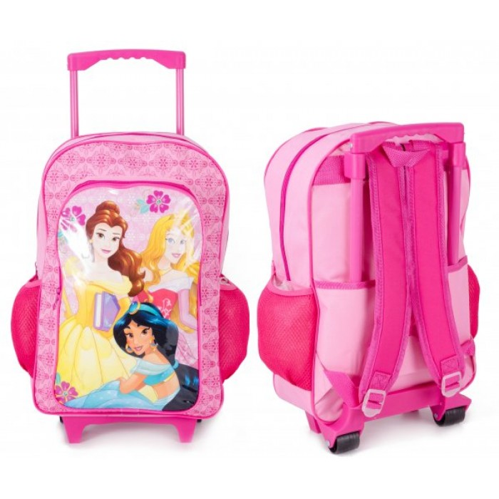 1019HV-8246 PRINCESS LARGE DELUXE TROLLEY BACKPACK