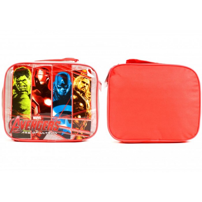 D92697MC AVENGERS LUNCH BAG