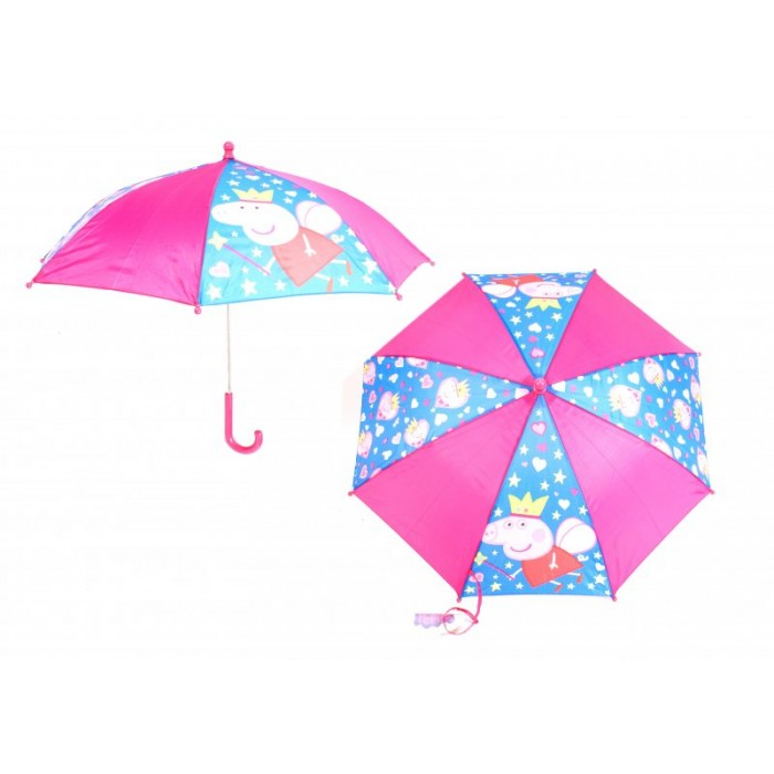 PEPPA PIG WITH WINGS UMBRELLA