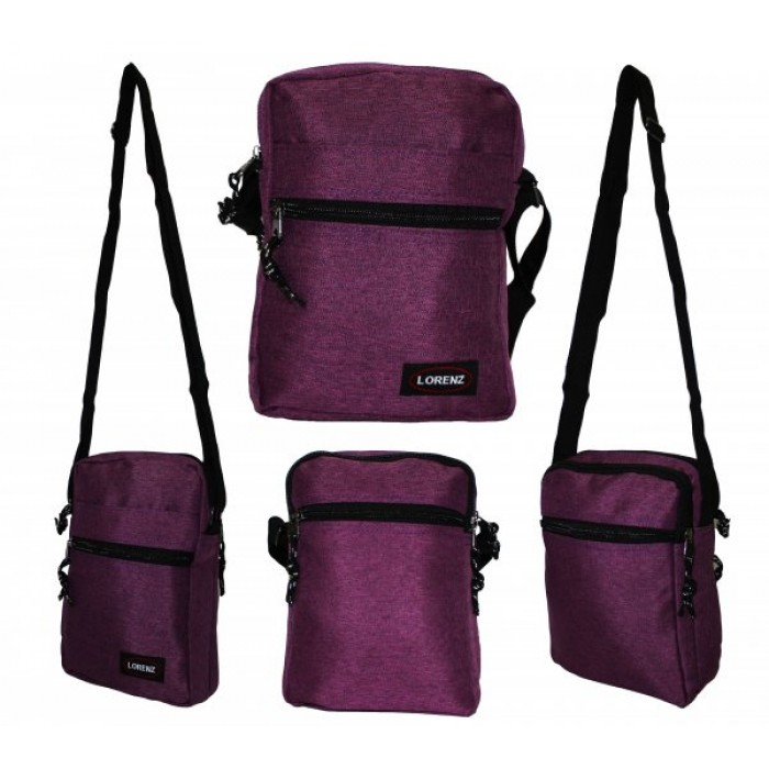2513 MAUVE LORENZ ACROSS BODY BAG