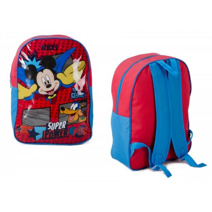8975023AHV MICKY MOUSE CHILDREN'S BACKPACK