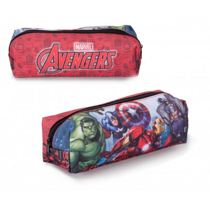 10107-5747F RECTANGULAR PENCIL CASE AVENGERS