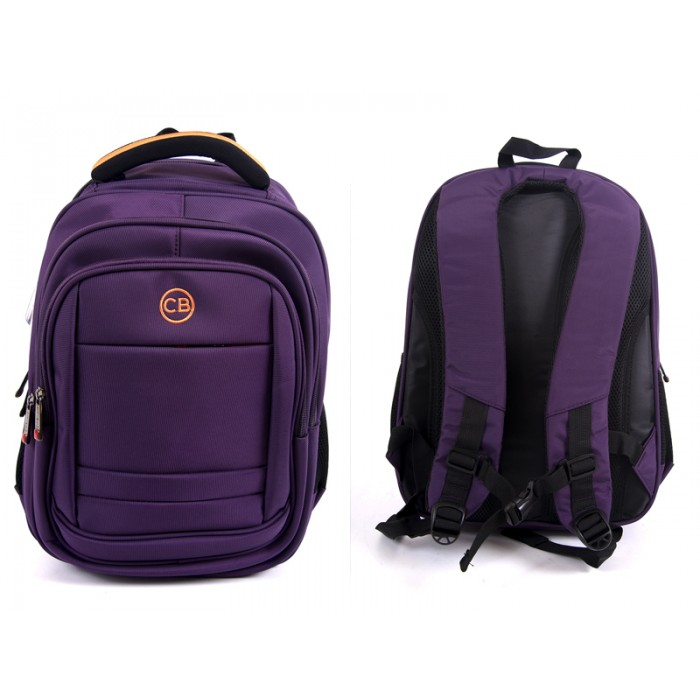 "BP-830 PURPLE 15.6"" LAPTOP TRAVEL CABIN SIZE BAG"