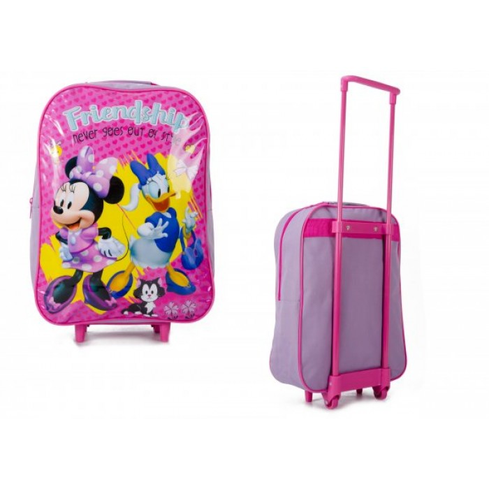 14761-7526 MINNIE MOUSE KID'S TROLLEY