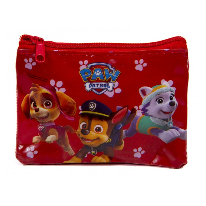 CAT-PUW-7006 PAW PATROL PU COIN WALLET