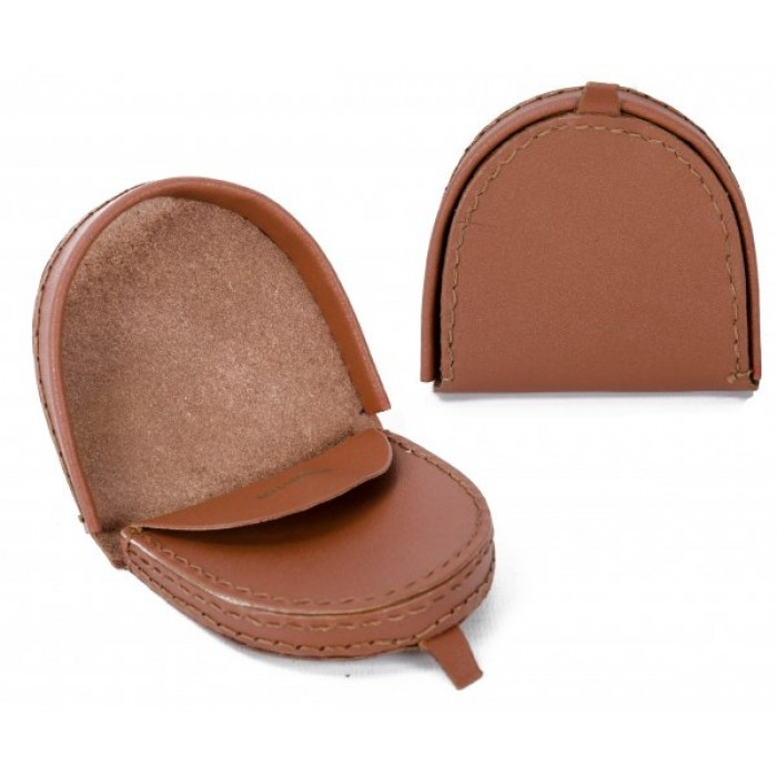 Model: TP-01 STIFF LEATHER COIN PURSE W
