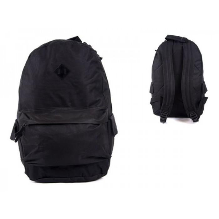 JBBP258 BORDERLINE BACKPACK BLACK