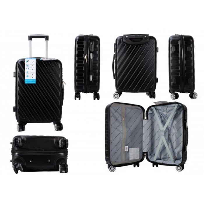 CABIN-02 AERO TRAVEL BLACK 20""
