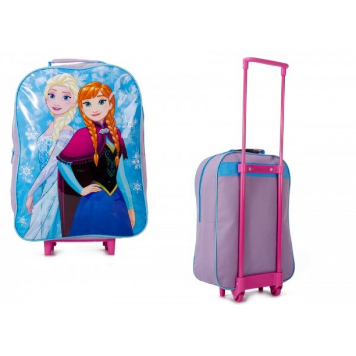 14761-7525 FROZEN KID'S TROLLEY