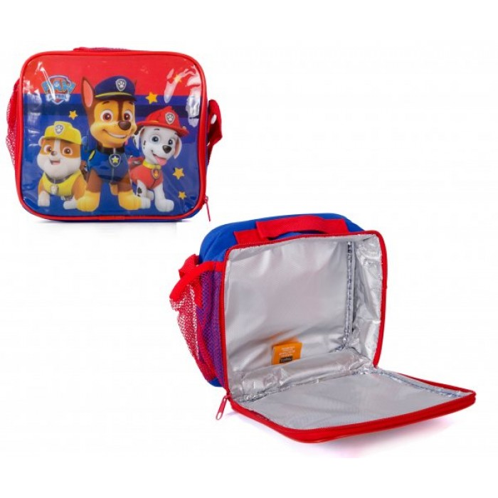 1225HV-8153 PAW PATROL KIDS LUNCH BAG