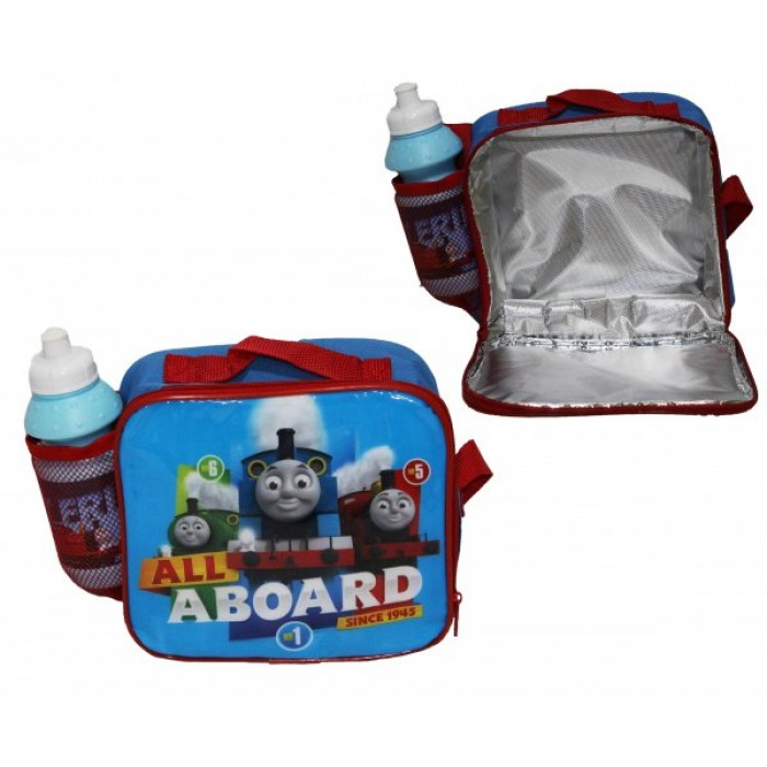 1225HV-8352 KIDS LUNCH BAG THOMAS THE TANK ENGINE