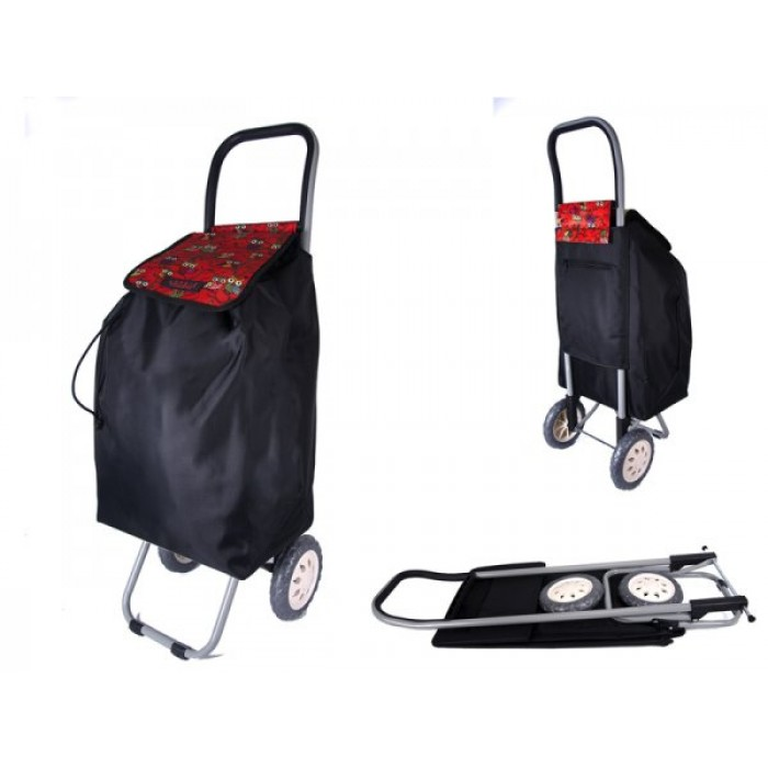 6964 RED OWL 2 WHEEL TROLLEY