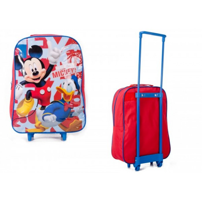 14761-8247 MICKEY MOUSE KID'S TROLLEY