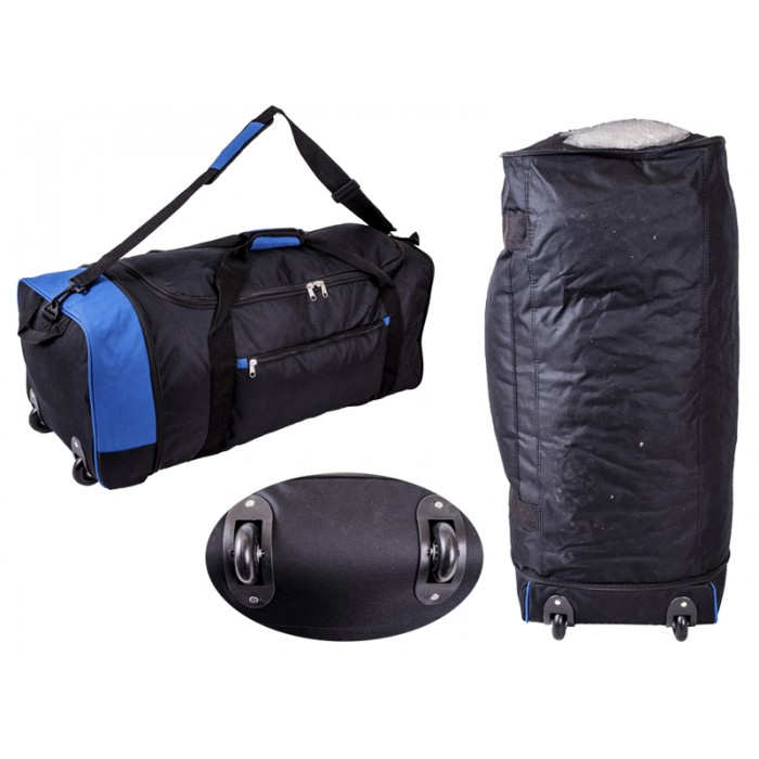 EZ-TB31 BLACK/BLUE Trolley Bag
