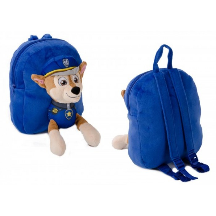 PAW007003 PAW PATROL PLUSH BACKPACK