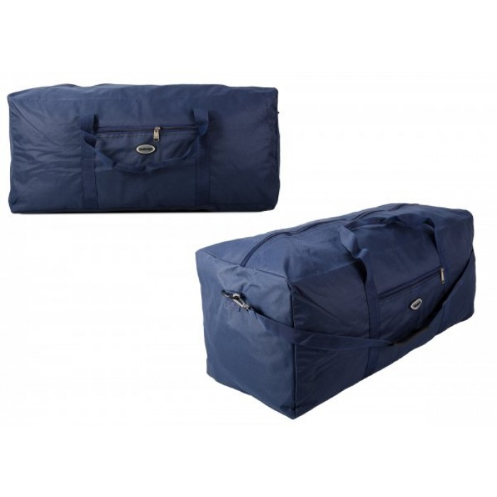 TB-14 NAVY LARGE HOLDALL W/ STRAP £4.25