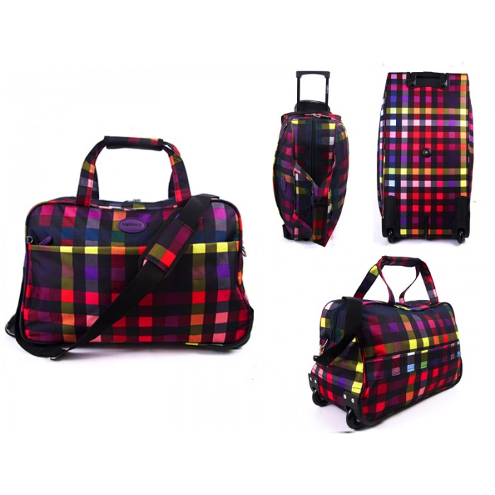HBY-0015 MBOX MULTI BOX WHEELED HOLDALL, HIGHBURY