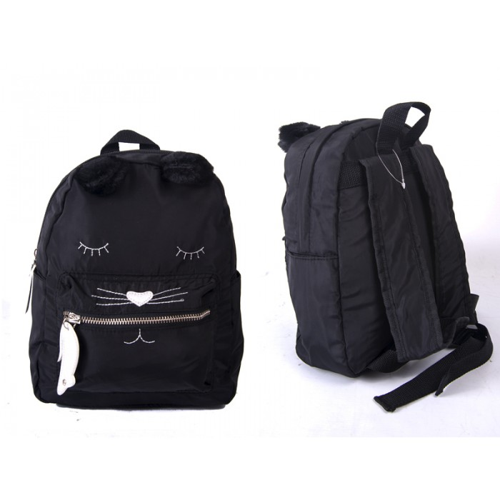 JBCB304 BLACK CAT BACKPACK