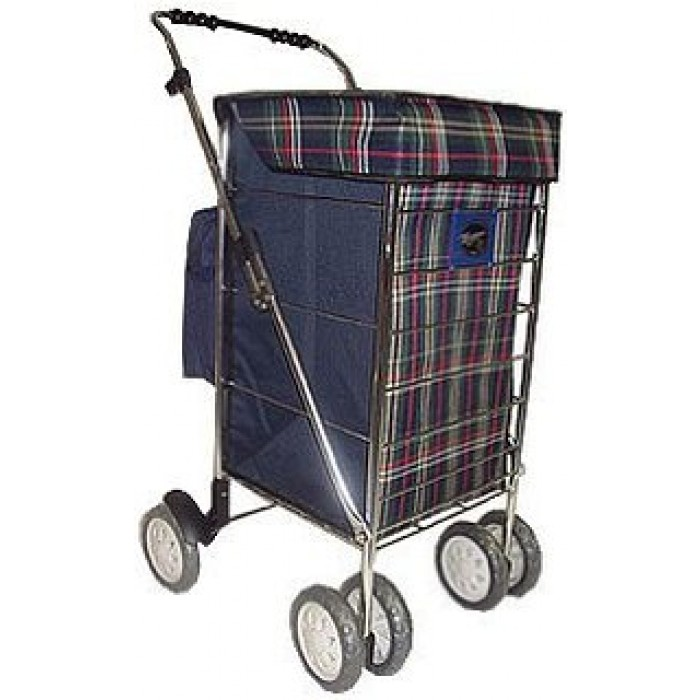 M7003 6W MARKETER DELUXE SWIVEL TROLLEY