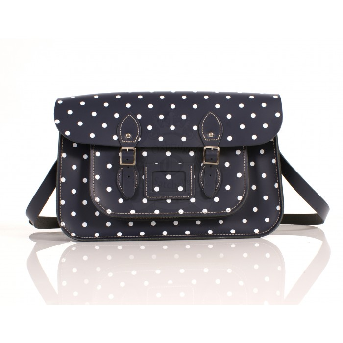 RL15 LOCH BLUE POLKA DOT ENGLISH NEW