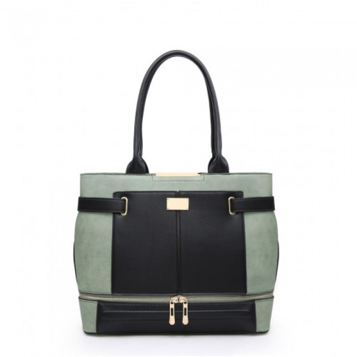 W5097 Shoulder Bag -Green