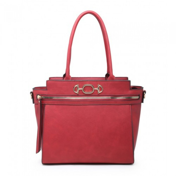 W6056 Shoulder bag-Red