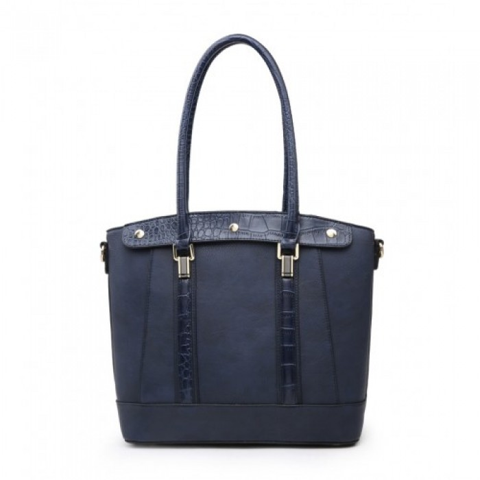 W6116 Shoulder Bag-Blue