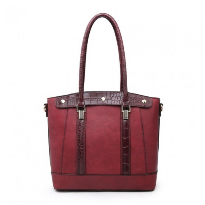 W6116 Shoulder Bag-Red