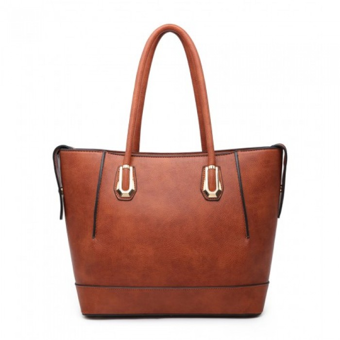 W6125 Shoulder Bag -Brown