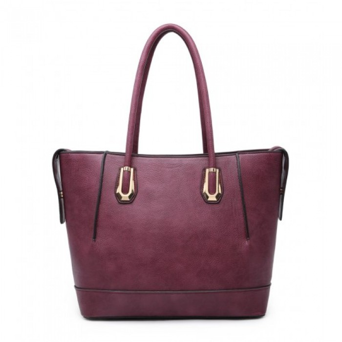 W6125 Shoulder Bag -Purple