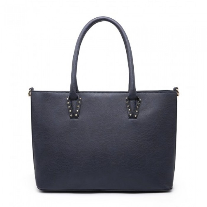 Z-9886 Shoulder Bag -Blue