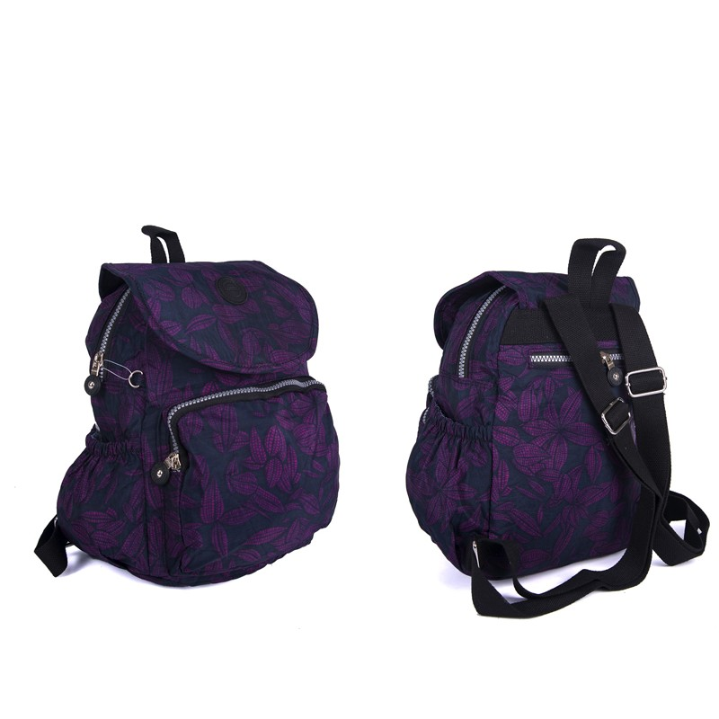 2504 PURPLE BOWS Lorenz Backpack 677d4298ac3ed