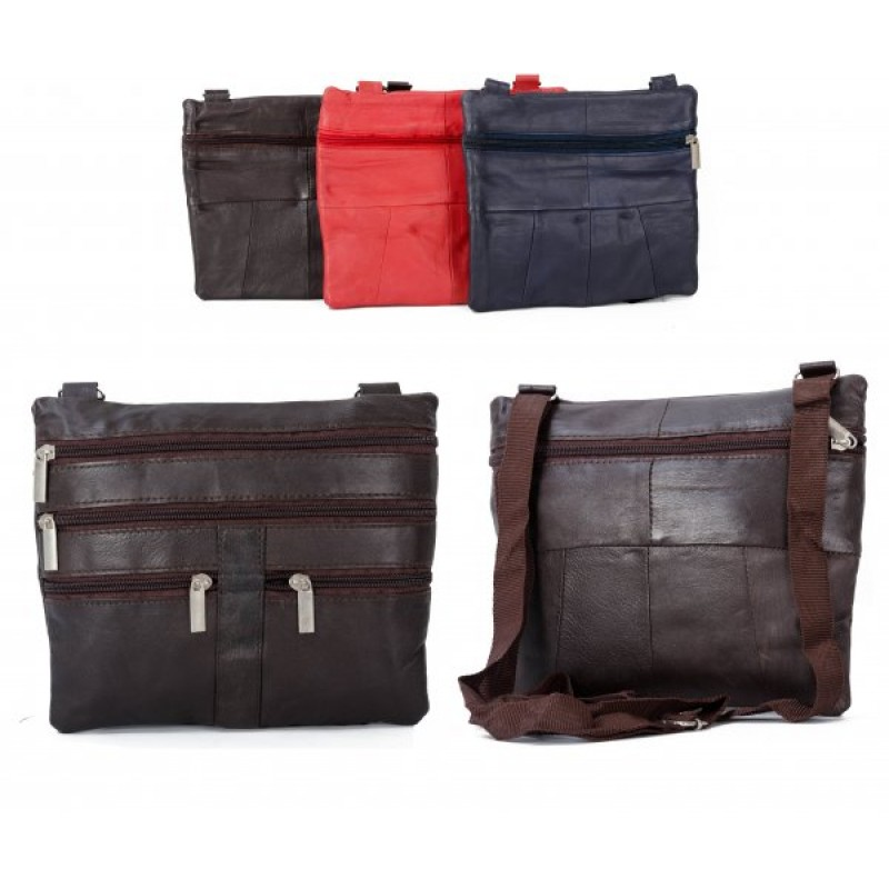 Model: LEATHER/PU CROSSBAG
