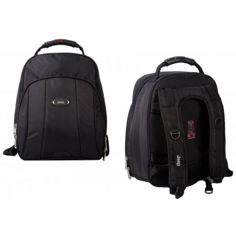 PH-621 JEEP BACKPACK W/AIRFLOW & 2 ZIPS