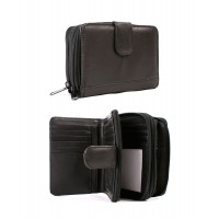 1224 Nappa Purse Wallet With Tap
