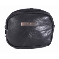 1465 soft nappa twin zip purse