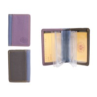 1737 Real leather credit card holder