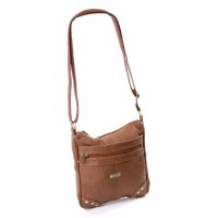 1987  TAN SHEEP NAPPA BAG