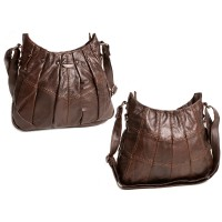 3731 DARK BROWN C.Hide Bag