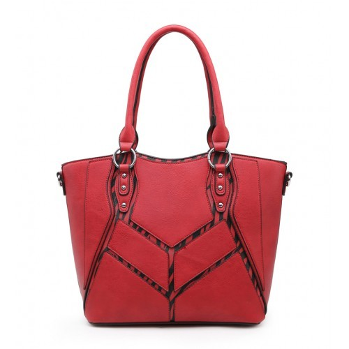 A36576 SHOULDER BAG -RED