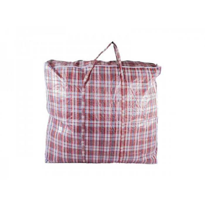 1123/005-RED LAUNDRY BAG