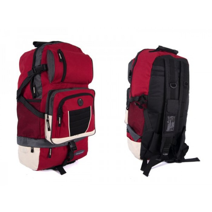 ABP-55 RED HIKING RUCKSACK